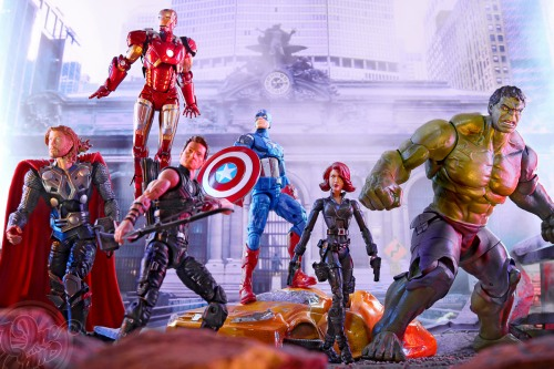 theOneCam Marvel's The Avengers