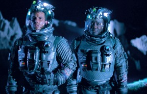 Armageddon movie Ben Affleck and Michael Clarke Duncan