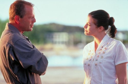 Armageddon movie Bruce Willis and Liv Tyler