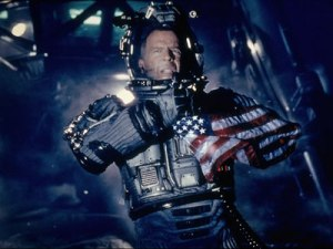 Armageddon movie Bruce Willis