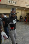 Baltimore Comic Con 2013 - Black Lantern