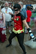 Baltimore Comic Con 2013 - Damian Robin female