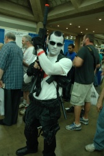 Baltimore Comic Con 2013 - Deathblow