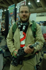 Baltimore Comic Con 2013 - Ghostbusters