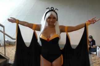 Baltimore Comic Con 2013 - hot Storm1