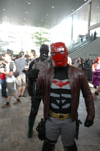 Baltimore Comic Con 2013 - Iron Red Hood