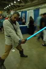 Baltimore Comic Con 2013 - Jedi