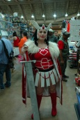 Baltimore Comic Con 2013 - Lady Sif