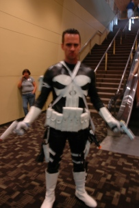 Baltimore Comic Con 2013 - Punisher