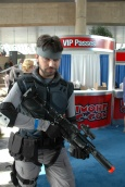 Baltimore Comic Con 2013 - Solid Snake