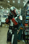 Baltimore Comic Con 2013 - Star Wars Mandalorian