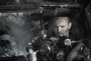Jason Statham in Fast and Furious