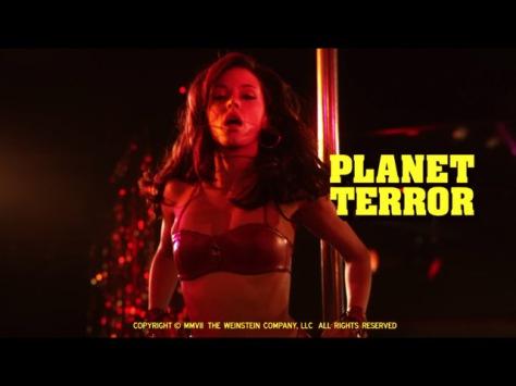 Planet Terror - Cherry Darling