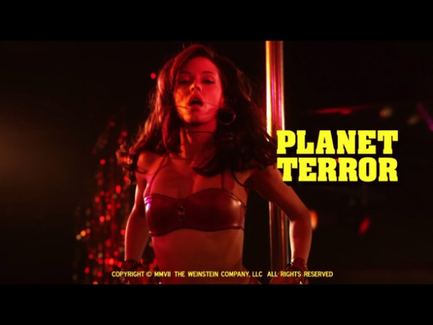 Planet Terror - Cherry Darling