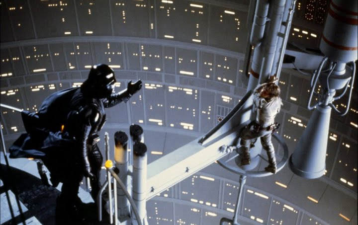 Star Wars Episode V - The Empire Strikes Back - Darth Vader tells Luke