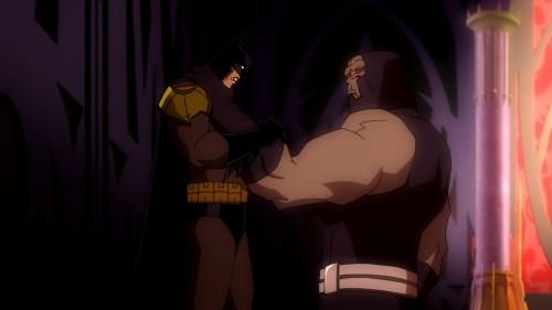 Superman-Batman-Apocalypse Batman vs Darkseid
