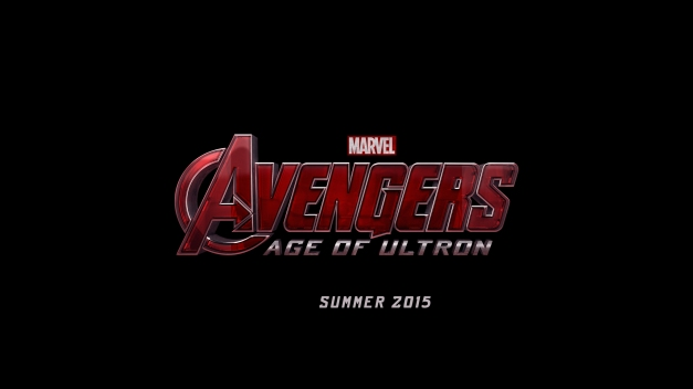The Avengers Age of Ultron logo