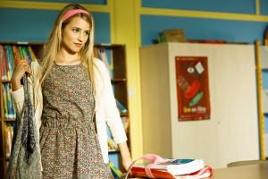 Jessica Forde/Relativity Media Dianna Agron as Belle Blake.