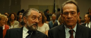 Jessica Forde/Relativity Media Robert DeNiro and Tommy Lee Jones