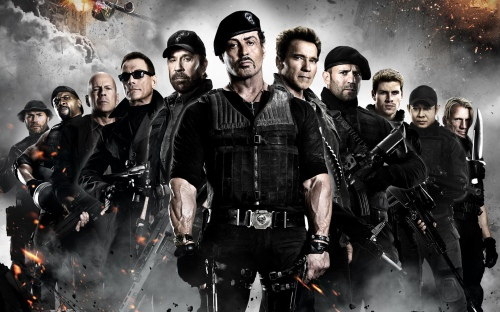 the_expendables 2 movie poster