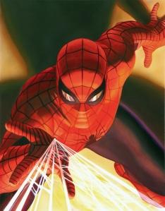 Alex Ross Spider-Man