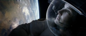 "Warner Bros. Pictures SANDRA BULLOCK as Ryan Stone in Warner Bros. Pictures' dramatic thriller ""GRAVITY."""