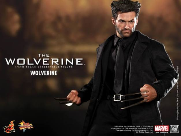 Hot Toys The Wolverine main shot