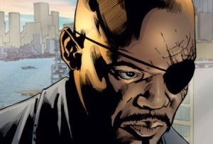 Ultimates Nick Fury