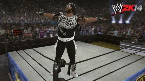 WWE2K'14 - Macho Man nWo