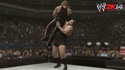 WWE2K'14 - The Giant vs Nash