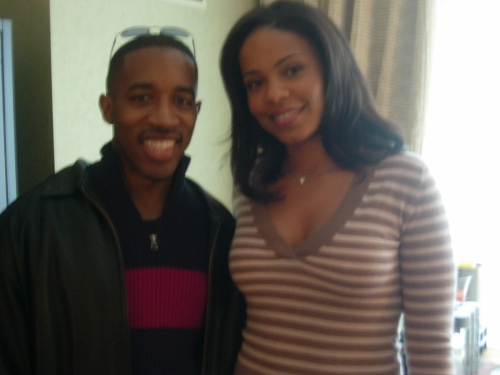 Jeffrey Lyles Movie Files and Sanaa Lathan