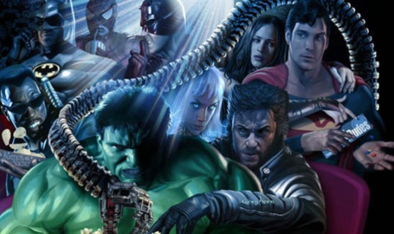 Comic Book Movie Costumes