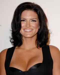 Gina Carano for Wonder Woman