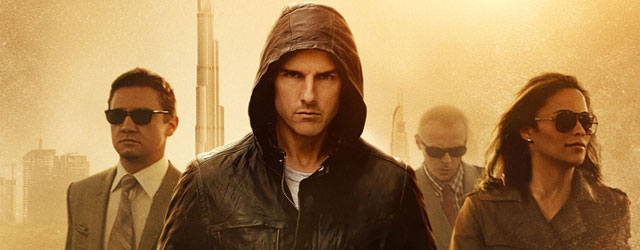 Mission Impossible Ghost Protocol IMF team