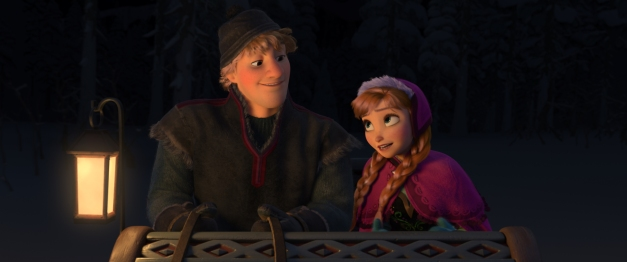 Disney Kristoff makes a deal with Anna.
