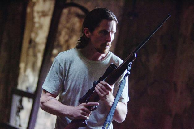 "Kerry Hayes/Relativity Media Christian Bale stars in ""Out of the Furnace."""
