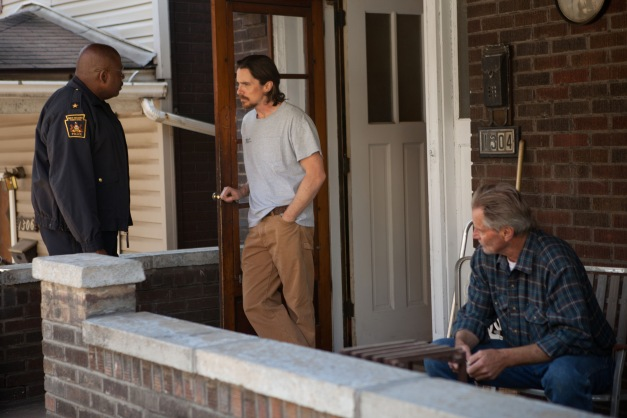"Kerry Hayes/Relativity Media Forest Whitaker, Christian Bale and Sam Shepard star in ""Out of the Furnace."""