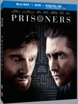 Prisoners Blu Ray cover