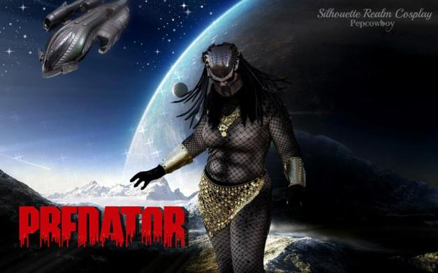 Silhouette Realm as Predator
