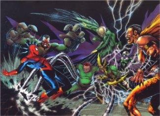Spider-Man Sinister Six