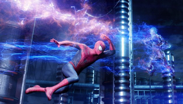 The Amazing Spider-Man 2 - Spider-Man vs Electro