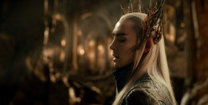 Courtesy Warner Bros. Pictures LEE PACE as Thranduil