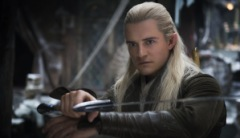 Mark Pokorny/Warner Bros. Pictures Orlando Bloom as Legolas.