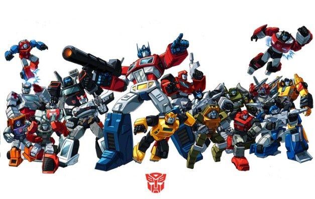 Transformers Generation 1 - 1st series Autobots