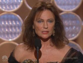 2014 Golden Globes - Jacqueline Bisset