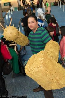 Cosplay Confidential Ben Esguerra as Sandman