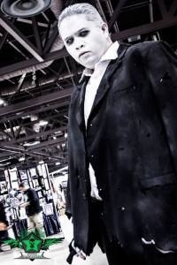 Cosplay Confidential Ben Esguerra as Solomon Grundy