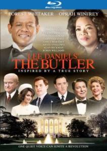 Lee Daniels' The Butler blu ray
