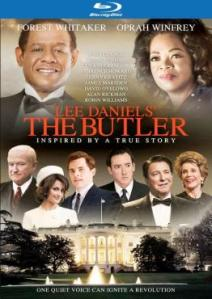 Lee Daniels' The Butler blu ray