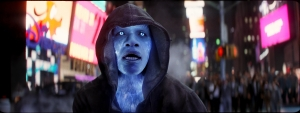 "Courtesy of Columbia Pictures/Sony Pictures Imageworks Jamie Foxx stars as Electro in Columbia PIctures' ""The Amazing Spider-Man 2."""